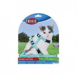 Postroj pre mačiatka Kitty cat 0,8x21-33cm
