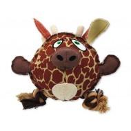 Textilná žirafa 24cm