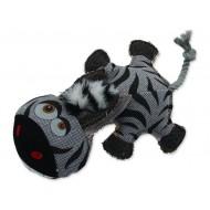 Textilná zebra32cm