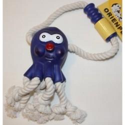 Gumene preťahovadlo chobotnica
