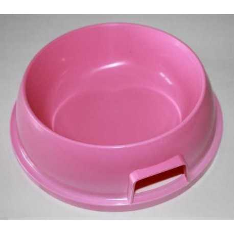 Plastová miska 0,65l ružová