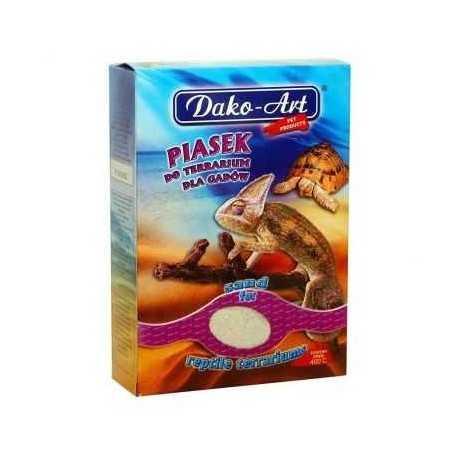 DAKO - ART Piesok do terárií pre plazy 1,5kg