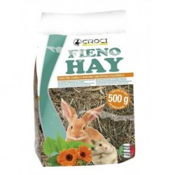 Bylinkové seno Hay nechtík a žihľava 500g