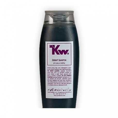 KW Čierny šampón 250ml