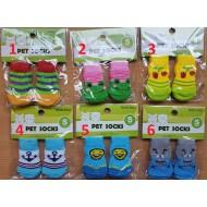 Ponožky S 2,5x6cm