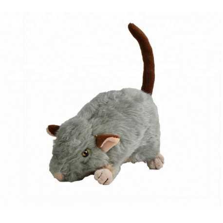 Plyšový potkan 30x10x10cm