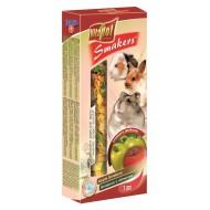 Vitapol Tyčinky pre hlodavce - jablkové 2ks