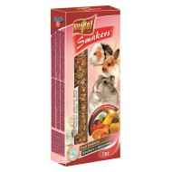 Vitapol Tyčinky pre hlodavce - lesné ovocie 2ks
