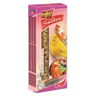 Vitapol tyčinky pre kanárov ovocné 2ks