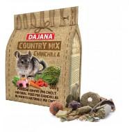 COUNTRY MIX krmivo pre činčily 500g