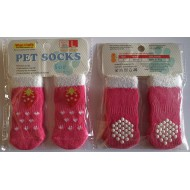 Ponožky Jahoda - S, M, L, XL