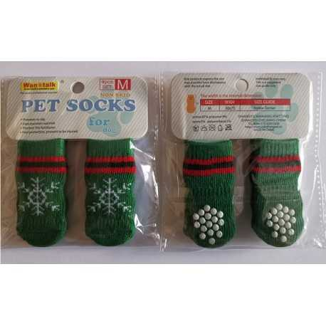 Ponožky Zelené- S, M