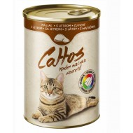 Cattos Cat with Liver 415g