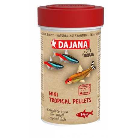Dajana Mini Tropical Pellets