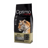 OPTIMAnova Cat Adult Chicken & Rice 2kg