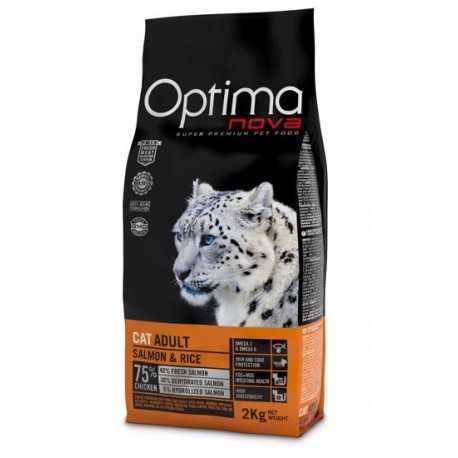 OPTIMAnova Cat Adult Salmon 2 kg
