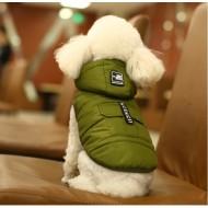 Nepremokavá bunda Nice zeleená