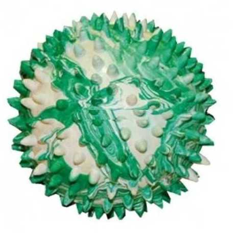 C6098791 Lopta pichľavá parfémovaná z tvrdej gumy 7,5cm